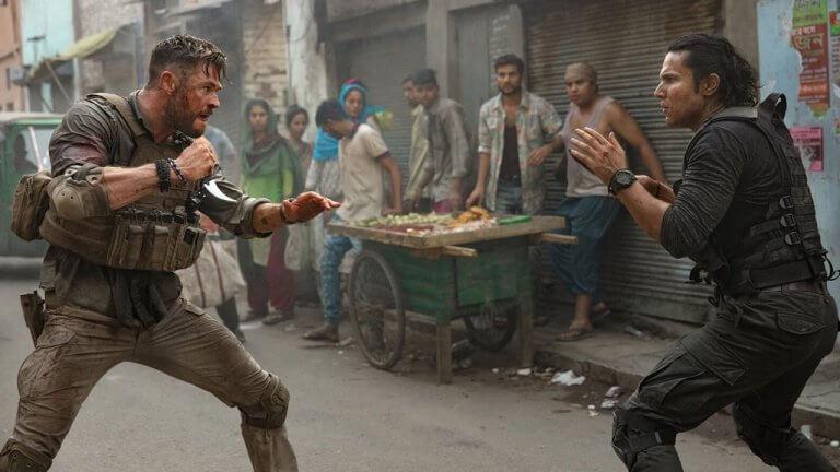 【線上看】克里斯漢斯沃《驚天營救》評價釋出:「克里斯駕馭了打鬥,動作戲振奮、震撼且野蠻」