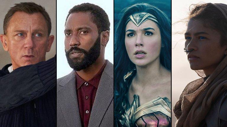 檔期堅持不變!《天能》、《007:生死交戰》、《神力女超人 1984》即將在剩下的 2020 年上映的強檔電影!
