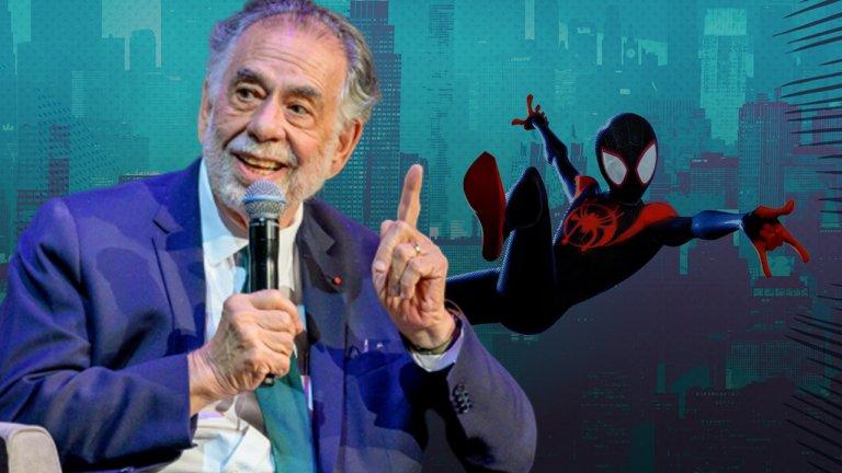資深大導接連批超級英雄電影?《蜘蛛人:新宇宙》導演推特爆料:其實法蘭西斯柯波拉還蠻喜歡「這一部」