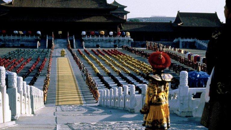 【影評】《末代皇帝》:浮生若夢,童年永存