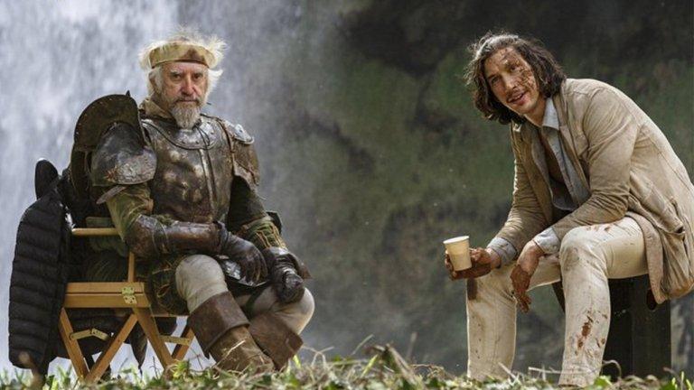 【影評】《誰殺了唐吉訶德》:被詛咒的電影,喜劇名導嘔心瀝血帶出騎士精神之作