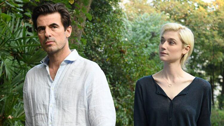 電影《謊畫情人》克萊斯邦、伊莉莎白戴比基。