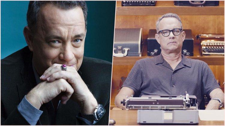 【人物特寫】看這位「好萊塢好人代表」湯姆漢克斯的錢都花到哪裡去了:勞力士、美食、還有對打字機的癡迷首圖