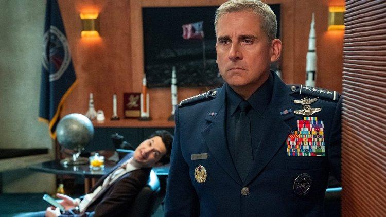 【線上看】Netflix 影集《太空部隊》首波評價出爐:「期待《辦公室瘋雲》風格,會感到失望」首圖