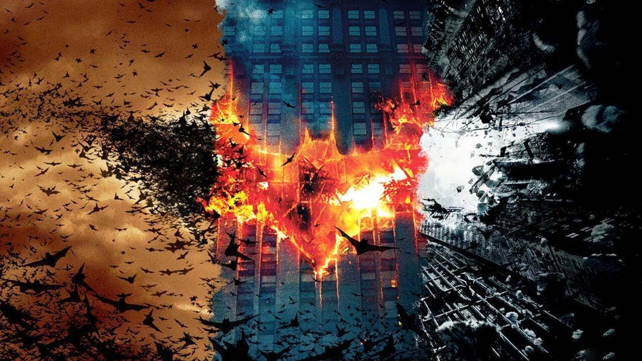 神搜讀者最喜歡的蝙蝠俠電影:克里斯多福諾蘭《黑暗騎士》三部曲。