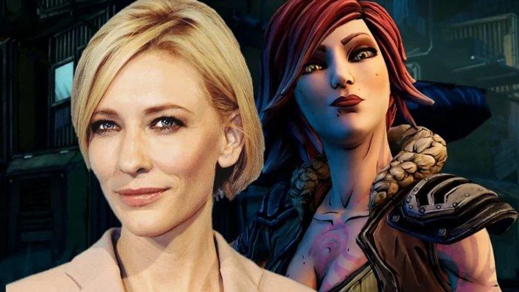 女神成魔女!凱特布蘭琪確定飾演遊戲改編電影《邊緣禁地》莉莉絲,繼《滴答屋》後再度與導演艾利羅斯合作首圖
