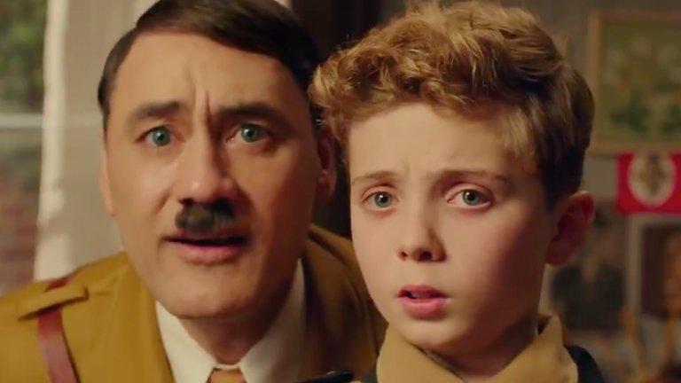 為什麼要運用喜劇與兒童呈現納粹電影?導演塔伊加維迪提:「喜劇是描述人們衝突與矛盾的最好方式。」
