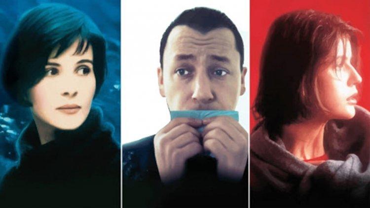 【影評】《藍白紅三部曲》:奇士勞斯基的命運三重奏首圖