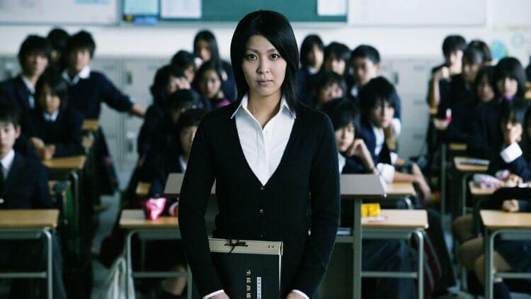 【影評】《告白》:老師的震撼教育、母親的終極復仇首圖