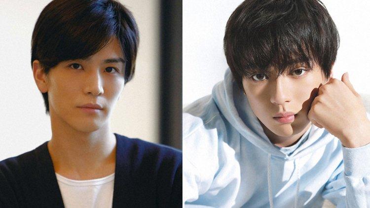 日與月的雙雄故事──岩田剛典、新田真劍佑共演小說改編電影《無名世界的片尾曲》2021 年上映首圖