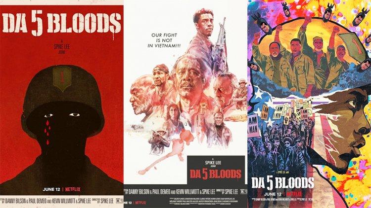【影評】《誓血五人組》:如果還是不懂黑人弟兄們為什麼要暴動,那得聽聽老兵們幹譙越戰發生了什麼事首圖