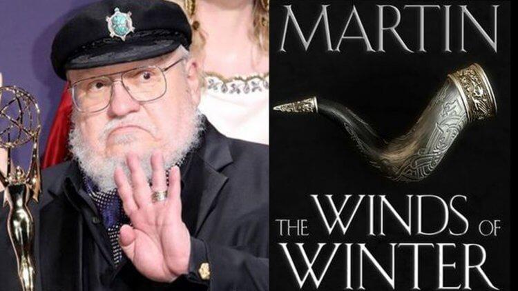 對!繼續拖稿!喬治 R.R. 馬汀大神宣佈《凜冬的寒風》今年還是沒寫完!放眼明年完成(大概吧)首圖