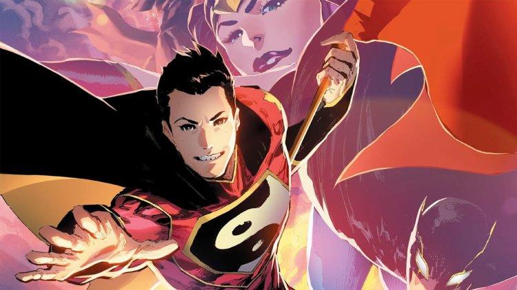 不只漫威有中國神盾局、英雄組織「Ascendants」!DC 的中國「正義聯盟」五大英雄介紹首圖