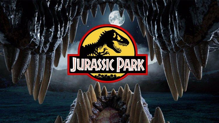 電影標誌的故事(一):來自紐約自然史博物館的《侏羅紀公園》首圖