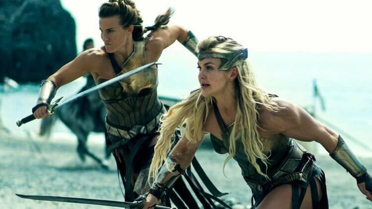 《神力女超人》外傳,講述天堂島上人們故事的《亞馬遜人》影劇作品有沒有可能成真 ⁉首圖