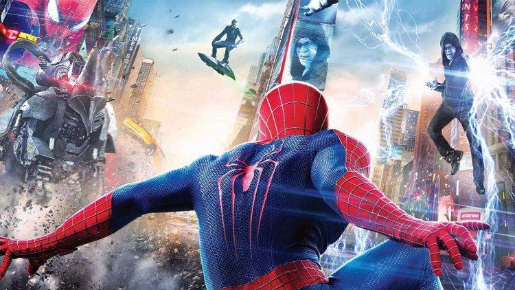 無緣見到,但必須知道!《蜘蛛人:驚奇再起》電影系列的神祕老人反派是誰?首圖
