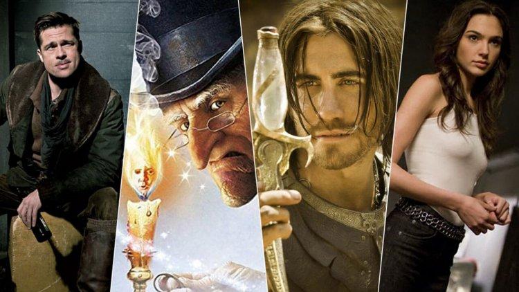 十年前,這 20 部電影全球超熱賣 (一):昆汀特工、波斯王子葛倫霍、玩命飆仔與聖誕怪老頭金凱瑞首圖