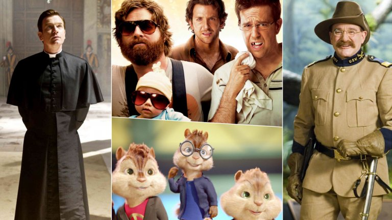 十年前,這 20 部電影全球超熱賣 (三):歡樂鼠鼠與博物館喜劇、歡樂醉後大朋友喜劇、還有歡樂的湯姆漢克斯歷險記