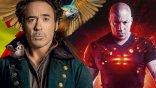 中國電影院逐步解封!好萊塢電影《杜立德》、《血衛》位居解封首週末票房排行榜前二名