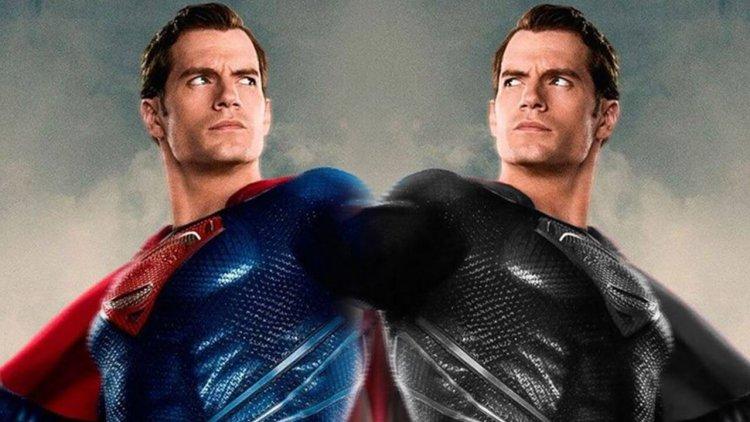 《正義聯盟》史奈德剪輯版釋出黑衣超人片段!史奈德表示當初華納認為黑色戰服登場太黑暗首圖