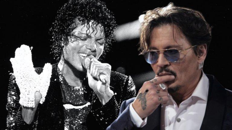 「MJ 被鑲鑽手套外星人脅迫獵捕童男」? 強尼戴普出資製作讓人大叫母湯的舞台劇 ?