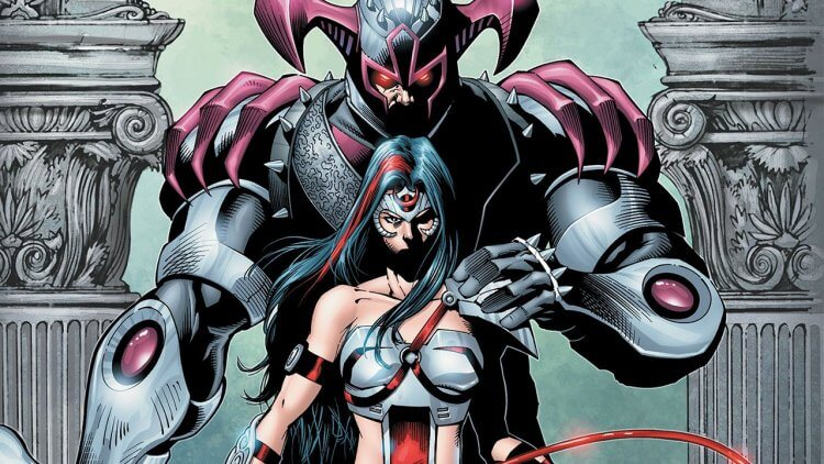 大壞蛋荒野狼和神力女超人竟有女兒?DC 超級女英雄「憤怒」背景設定介紹——首圖