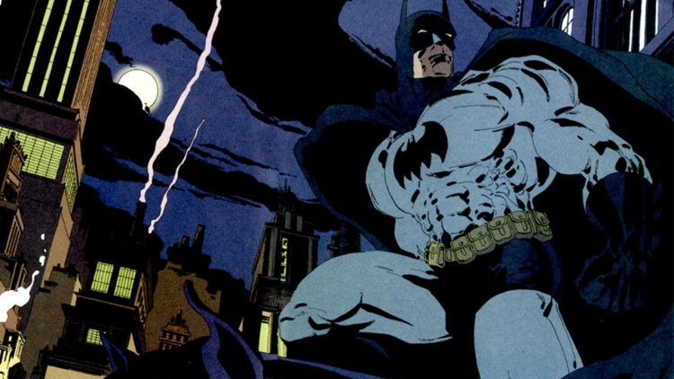 【DC Fandome】高登局長、蝙蝠俠、哈維丹特三人攜手追兇!《蝙蝠俠:漫長萬聖節》漫畫將改編為二部曲的動畫電影首圖