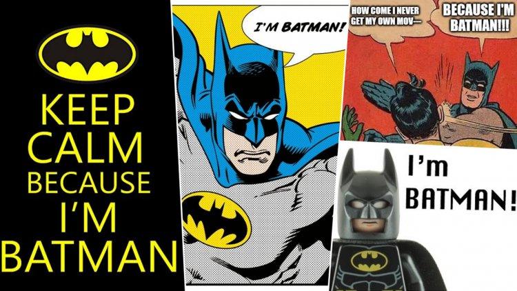 蝙蝠俠台詞排行榜大公開!第一名(與最後一名)是毋庸置疑的這一句——首圖