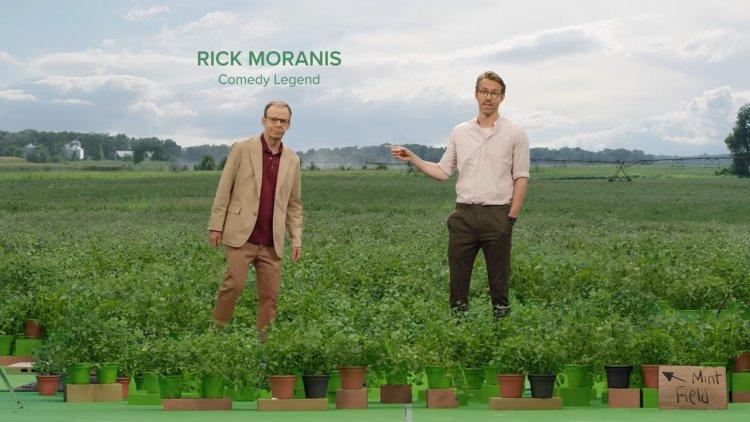萊恩雷諾斯力邀《魔鬼剋星》《親愛的,我把孩子縮小了》雷克莫倫尼演出 Mint Mobile 宣傳廣告。