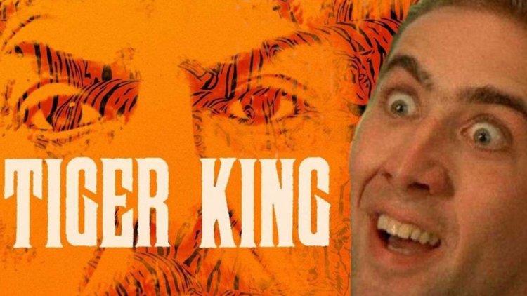 凱吉邪教集合!Amazon 正發展 Netflix《虎王》影集,尼可拉斯凱吉飾演「異國喬」超適合!首圖