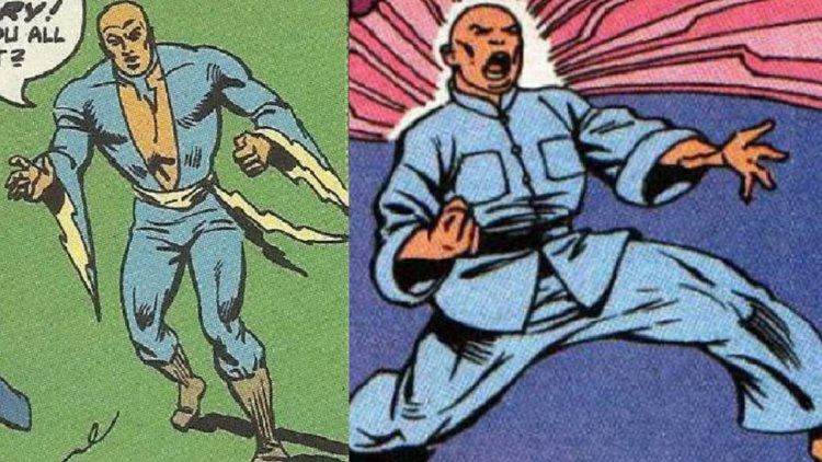 台灣超英雄「雷霆之王」曾協助黑金絲雀?「馬世鴻」 想佔領中國?來看 DC 宇宙中的台灣超英雄——首圖