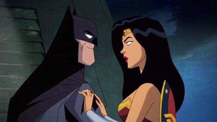 神力女超人戀愛史大公開(1):淺談神力女超人和蝙蝠俠的感情發展首圖