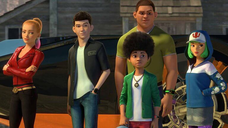 【線上看】飆車不是大人的專利!動畫影集《玩命關頭:間諜飛車手》要讓孩子們也愛上玩命光頭!