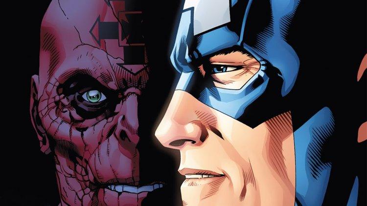身不由己的人生!終極宇宙中「紅骷髏」竟是「美國隊長」的兒子?首圖