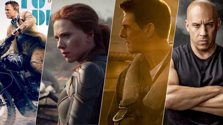 2021 年好萊塢復活?這些是最新的 2021 年強檔大片檔期 !(2020 十月版)首圖