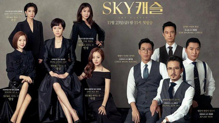 回顧高分神劇《天空城堡》:從韓劇文化軟實力,一窺韓流興盛硬道理!首圖