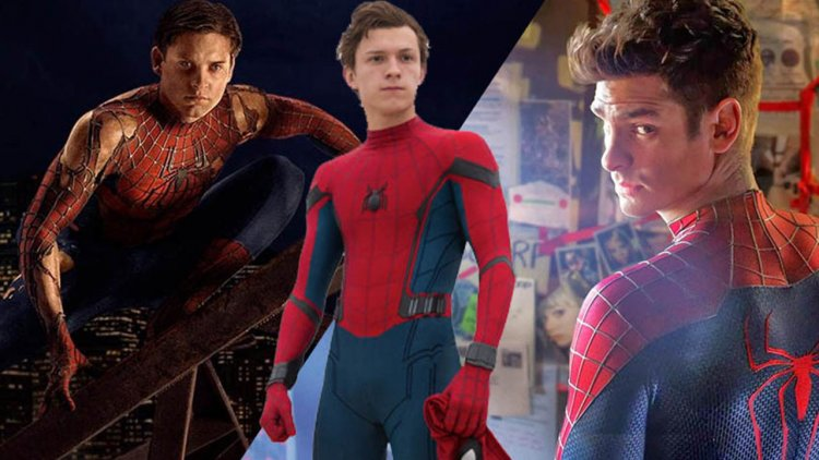 真人版蜘蛛人多重宇宙?索尼影業尚未證實《蜘蛛人 3》與陶比麥奎爾、安德魯加菲爾德簽約傳聞首圖