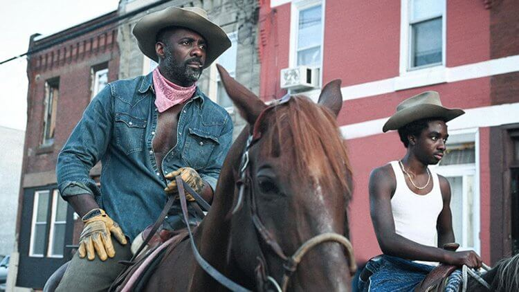 Netflix 取得伊卓瑞斯艾巴新作《Concrete Cowboy》發行權,電影將於 2021 年上線首圖