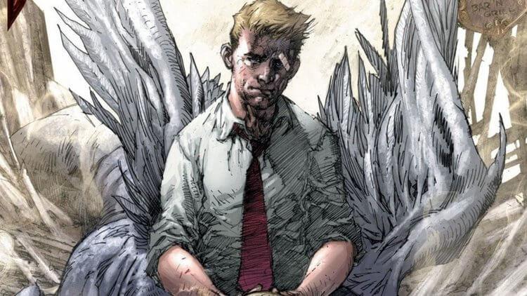 《康斯坦汀:驅魔神探》設定其實與原作不像!「康斯坦汀」於 DC 漫畫的幕後發展史首圖