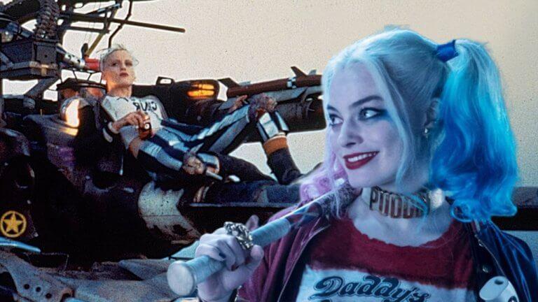 瑪格羅比她是小丑女,她是譚雅,她將成就《坦克女郎》: 經典英國漫畫改編電影,全新重啟即將登場