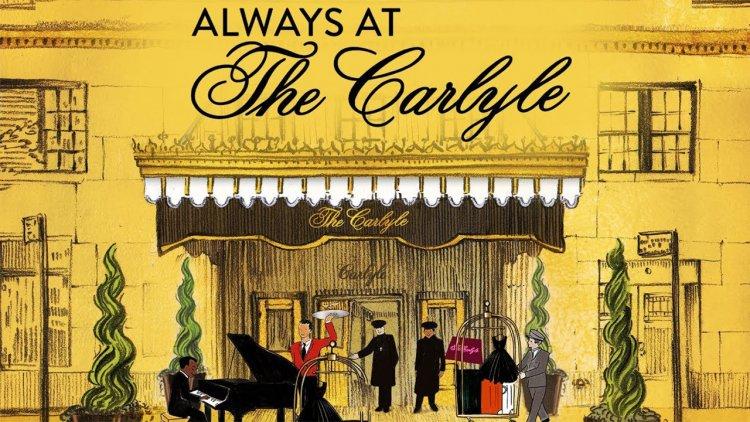 英國皇室、球王費德勒、喬治克隆尼等大咖都指定要住「這間酒店」: 紀錄片《瑰麗卡萊爾:浮華紐約》12/24 起一探究竟上映首圖