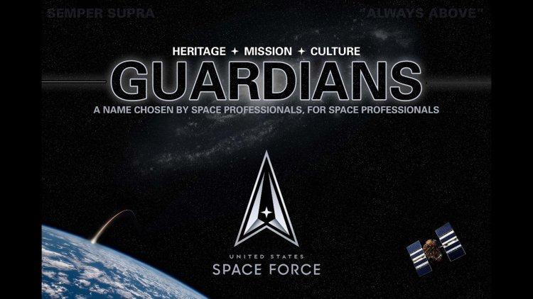 美國太空軍將被稱為「Guardians」,《星際異攻隊》導演詹姆斯岡恩表示:「我可以告他們嗎?」首圖