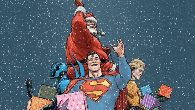 DC 和漫威裡也有「他」!英雄宇宙中的「聖誕老人」介紹──首圖