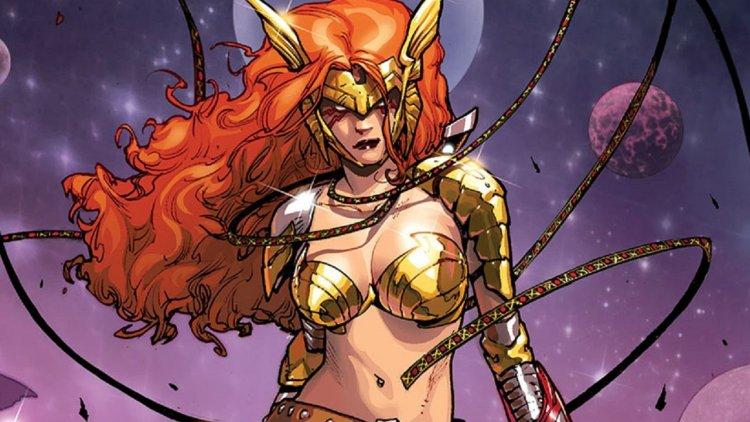 其實海拉是洛基的女兒!漫威漫畫正史中洛基&索爾的天使殺手姊姊「安吉拉」介紹——首圖