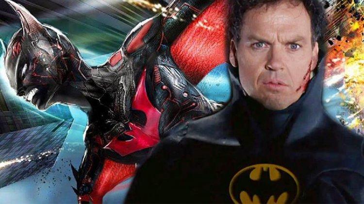 好想拍成真人版 !《未來蝙蝠俠》主創談作品真人化,以及米高基頓回歸再演蝙蝠俠看法首圖