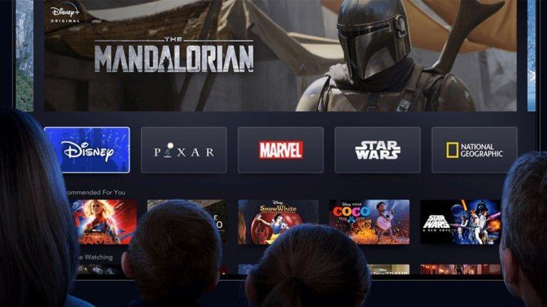迪士尼線上串流平台 Disney+ 上線啦!它的第一天表現如何?