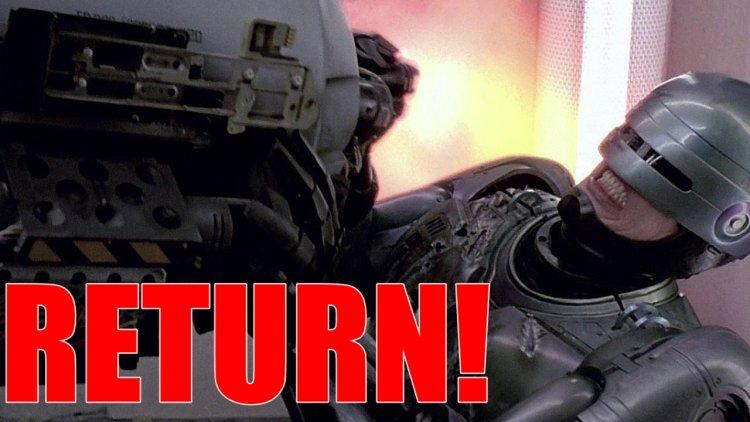 倒下的機器戰警又站起來了!換個導演《機器戰警回歸》再次復活!首圖