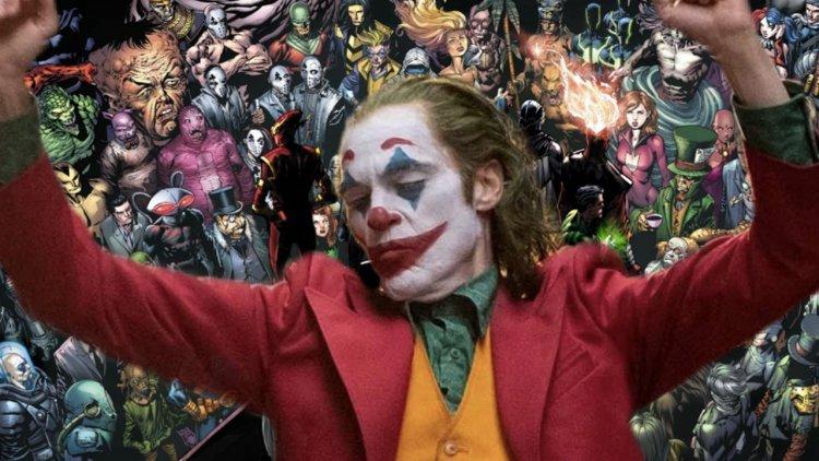 《小丑》其實只是開端!導演陶德菲利普斯最初曾希望發展「DC 反派起源電影」計畫首圖