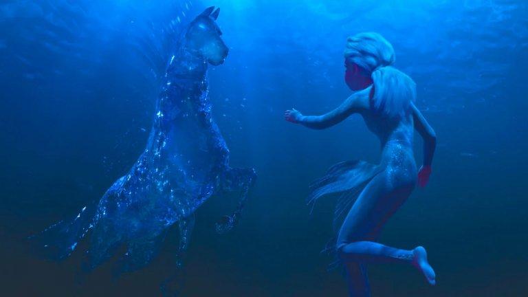 沒有艾莎「這個」關鍵片段就沒有《冰雪奇緣 2》! 導演:「劇本尚未成形就已經想好這個片段。」