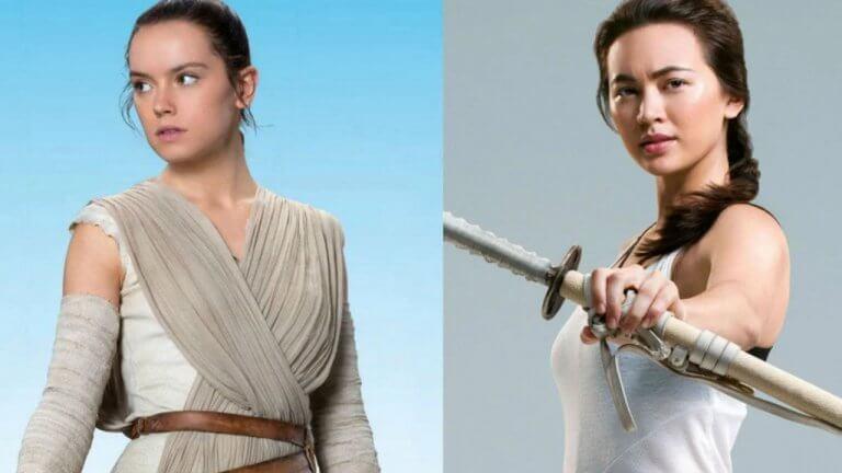 你想要誰當芮?傑西卡亨維克差點在《星際大戰》新三部曲飾演「芮」
